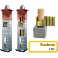 Дымоходы Schiedel Uni (4)