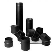 Комплектующие дымоходов из черной стали (17)